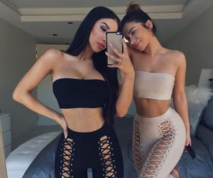 girl, body, and style image