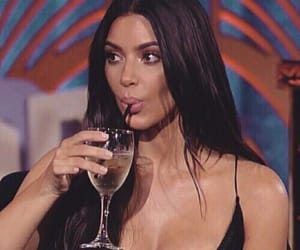 meme, kim kardashian, and reaction image