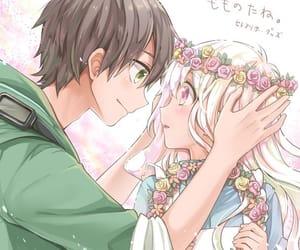 anime, couples, and kawaii image