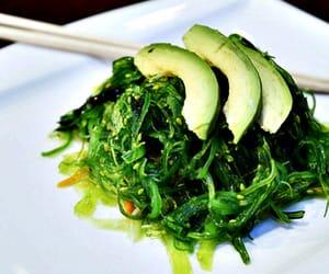 comida, food, and green image