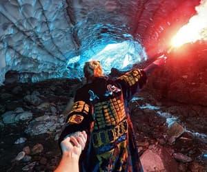 kamchatka, ice cave, and followmeto image