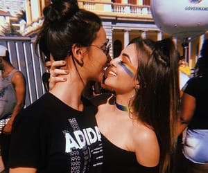 lesbian, couples, and gay image