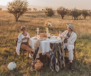 adventure, autumn, and blanket image