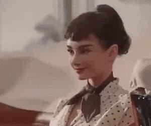 1950s, audrey hepburn, and chocolate image