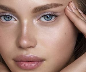 beauty, fresh, and girl image