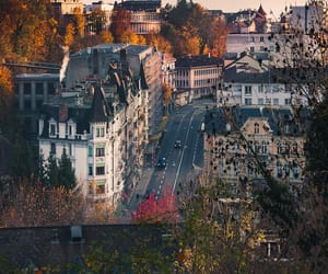 city, travel, and switzerland image
