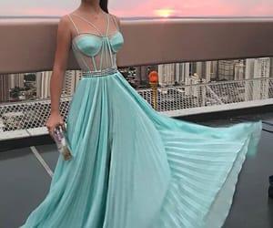 dress, fashion, and vestidos image