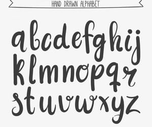 notes, font, and letters image