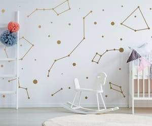 constellations, etsy, and constellation art image