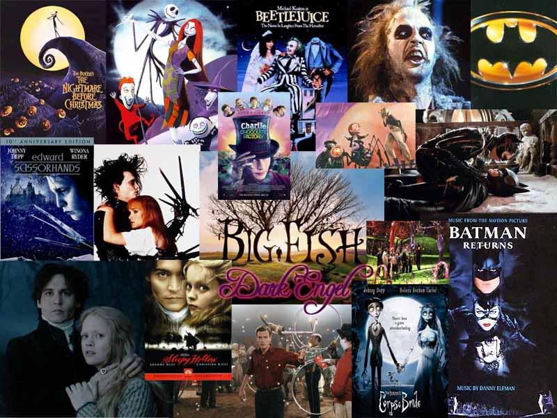 Él mismo zorro telescopio  Zodiac Signs as Tim Burton Movies on We Heart It