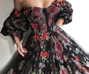 beautiful, black, and elegant image