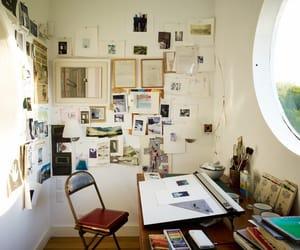 art, art studio, and studio image