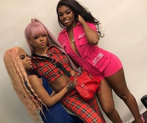 dreezy, miss mulatto, and molly brazy image
