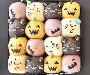 food, cute, and Halloween image