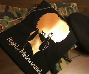 african american, etsy, and gift image