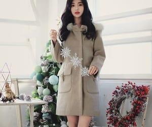 christmas, winter, and k fashion image