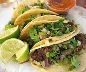 comida, tacos, and asada image