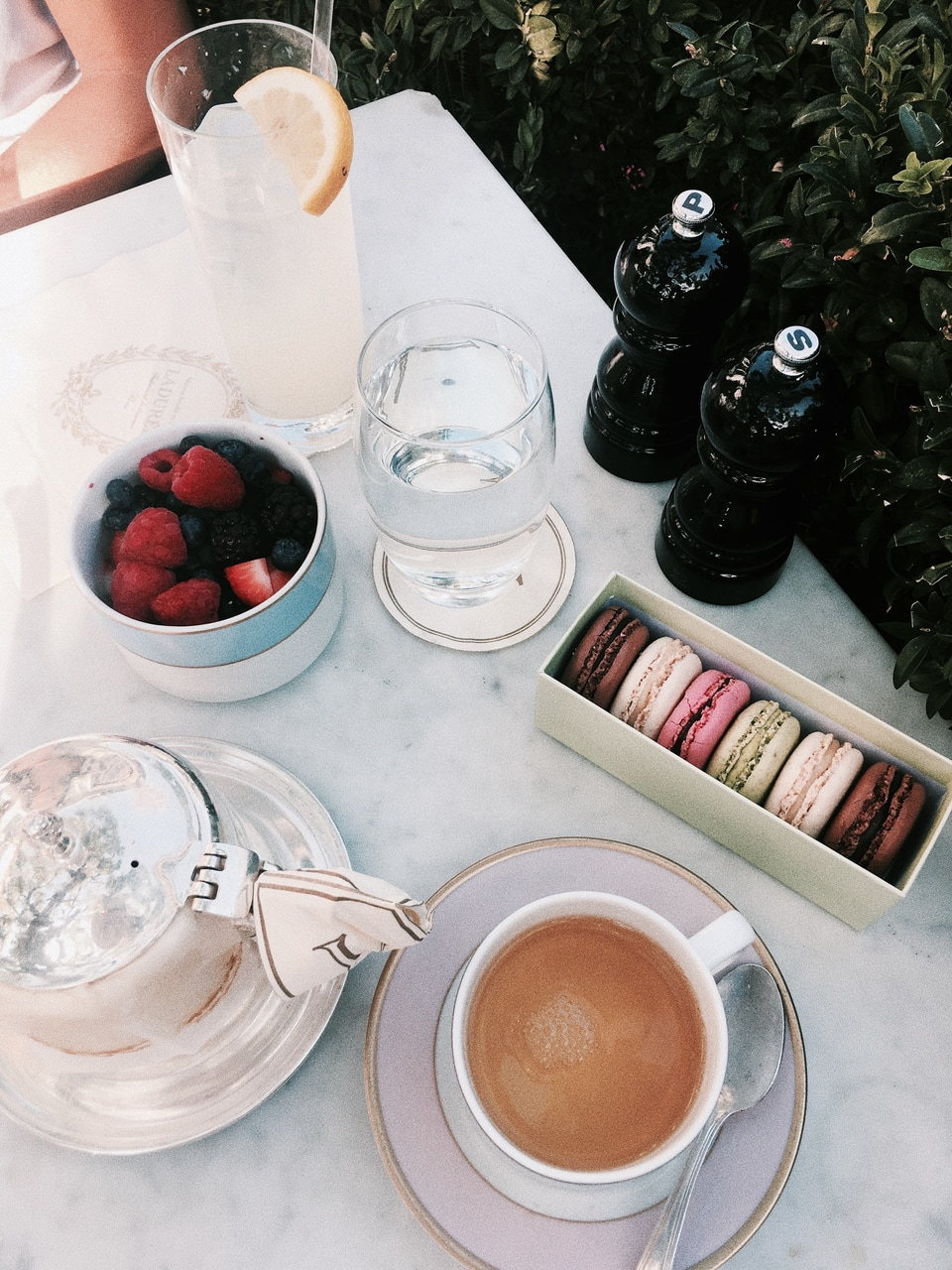Tea time uploaded by Anna Dominguez on We Heart It