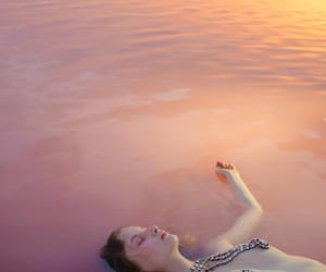 editorial, pink, and rosegold image
