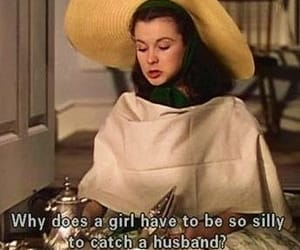movie, quotes, and Gone with the Wind image