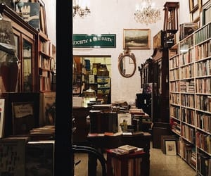 awesome, book store, and books image