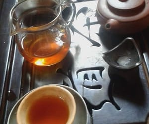asian, kettle, and tearoom image