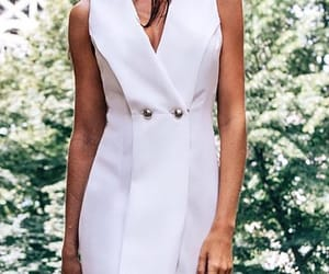 accessories, dresses, and summer image