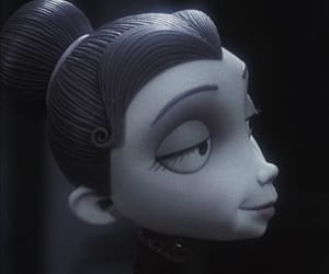 aesthetic, animation, and corpse bride image