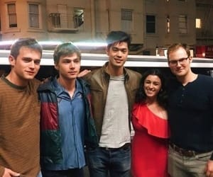 13 reasons why, miles heizer, and ross butler image