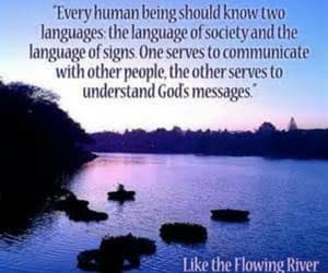 god, signs, and society image