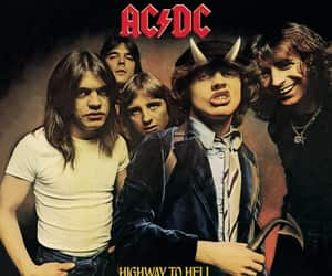 ac dc, ACDC, and highway to hell image