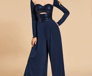 jumpsuit, tidebuyreviews, and womanfahsion image