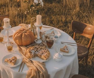 autumn, breakfast, and healthy image