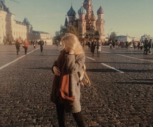 aesthetic, moscow, and fashion image