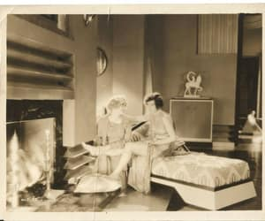 vintage, silent movies, and our modern maidens image
