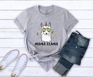 animals, etsy, and christmas shirt image