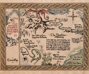 j.r.r. tolkien and the hobbit image