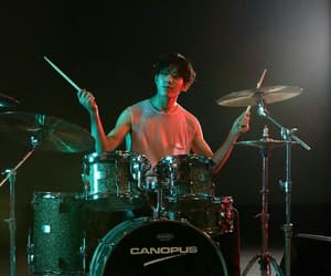 band, k-pop, and k-rock image