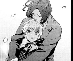 anime, uriel, and william twining image