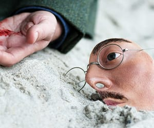 glasses, wwi, and boardwalk empire image