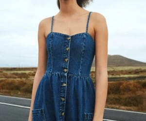 blue, denim, and urban outfitters image