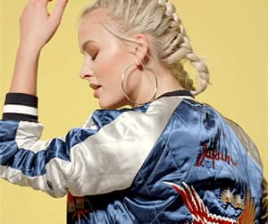 blonde, gif, and lush life image