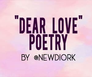 article, poetry, and romance image