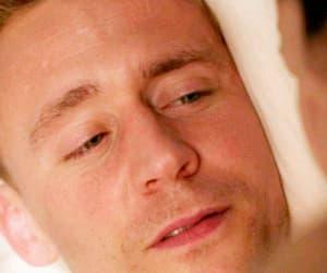beautiful, tom hiddleston, and blue eyes image