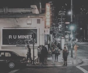 arctic monkeys, r u mine, and city image