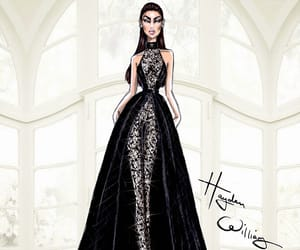 art, haute couture, and look image