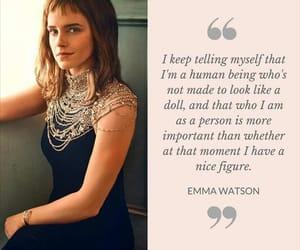 doll, emma watson, and keep image