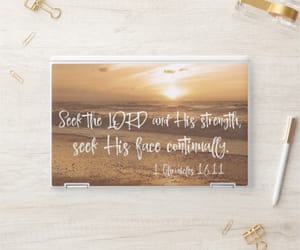 cases, sunrise, and bible verses image