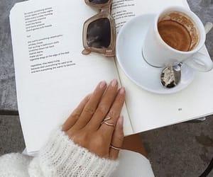 coffe, glass, and original image