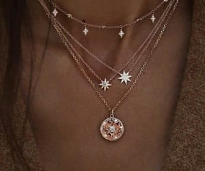 jewelry, ❤, and 🔥 image